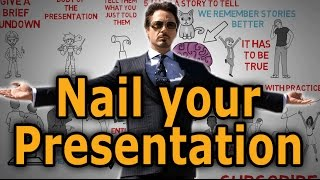 How To Give A Great Presentation   7 Presentation Skills And Tips To Leave An Impression