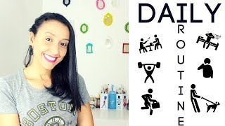 Daily Routine in English - Learn How To Talk About Your Daily Routine  - Lesson 24
