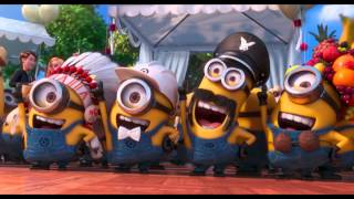 Gambar cover Minion Song 1080p - YMCA OST Despicable Me 2