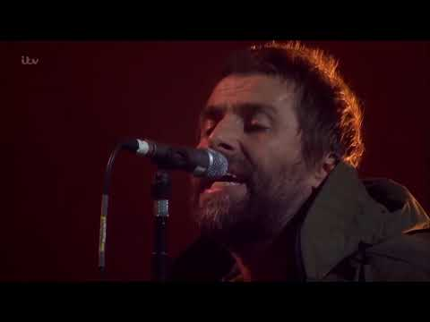 Liam Gallagher   Live Forever live at BRIT Awards 2018