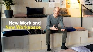 Traditional Offices are outdated - let's think about New Workplaces