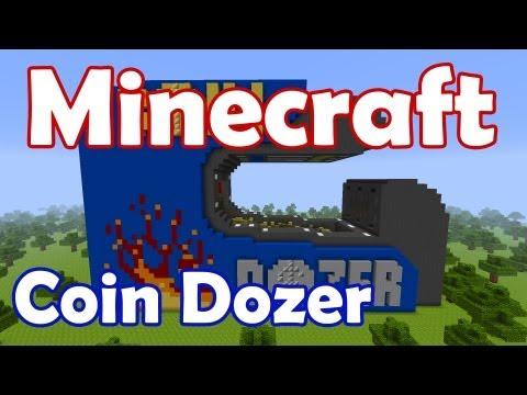 Minecraft Coin Dozer