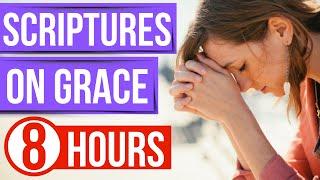 Scriptures on Grace (Bible Verses for Sleep)