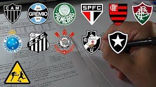 OS CLUBES BRASILEIROS NO ENEM