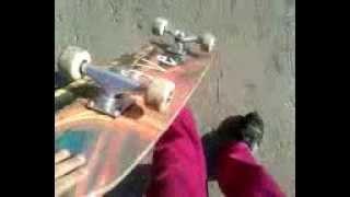 школа скейтбординга( урок №1)