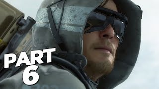 DEATH STRANDING Walkthrough Gameplay Part 6 - PORTER (FULL GAME)