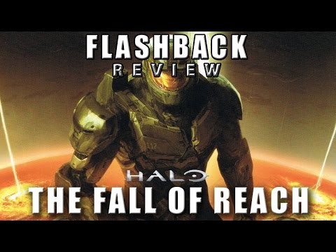 Halo: The Fall of Reach - Flashback Review