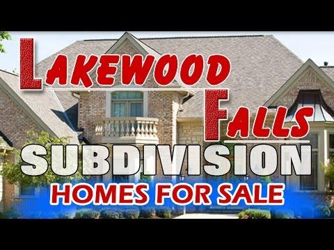 Lakewood Falls House For Sale Near Lakewood Falls Elementary School