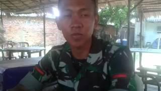 Firman, Anak SAD yang Jadi TNI Berkat Semangat Kerabatnya Satu ini