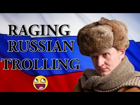 Counter Strike GO - Russian RAGE (Trolling) / MC Grzesio