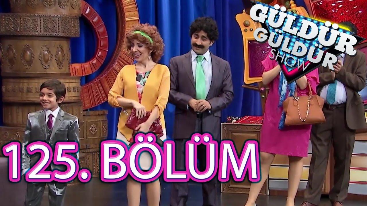 Güldür Güldür Show 125 Bölüm Full Hd Tek Parça Youtube