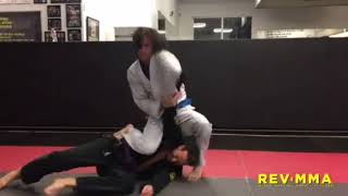 Chris D'Elia Trains BJJ in Toronto