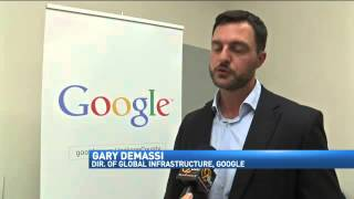Google Data Center Bringing Up to 100 Jobs t