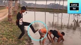 Lucu Lucu-Video Lucu Lucu Bikin Ngakak V1 | Vidio Lucu Banget Abis Orang Gokil TERBARU | VideoLucuTV