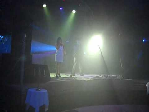 Edwin luna y Dalia Duarte-Colgando en tus manos(th...