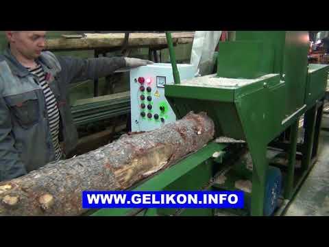 Станок для переработки(распиловки)тонкомера(баланса)на обрезные доски-брус СПБ-8м