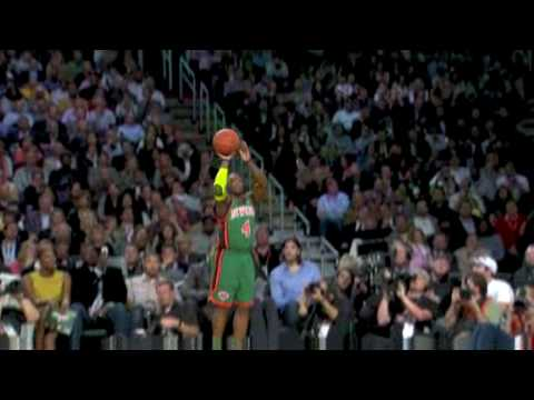 NBA ALL STAR 2009 SLAM DUNK CONTEST HIGHLIGHTS