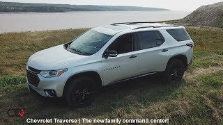 2018 Chevrolet Traverse review | From runner-up to podium? | Part 2/2