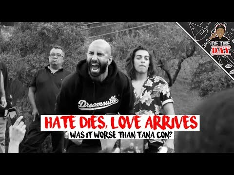 fouseyTUBE #HateDiesLoveArrives & Aftermath  L OF THE DAY