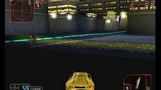 Twisted metal 4  Neon city -THE BEST SECRET