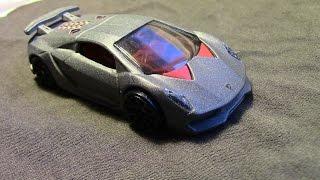 Hot Wheels Lamborghini Sesto Elemento Review