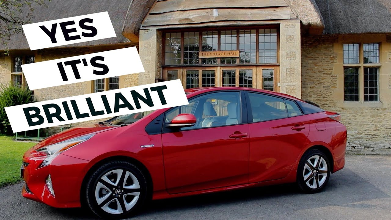 Toyota Prius 2017 3 Mins On Why Its F Brilliant