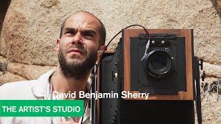 David Benjamin Sherry - The Artist