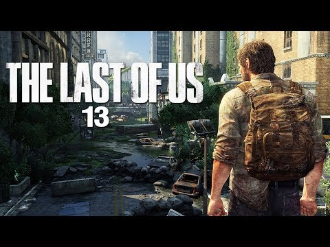 THE LAST OF US • #13 - Das Hotel | Let's Play