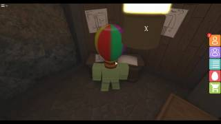 ROBLOX | Egg Hunt 2017 | Secret room with code