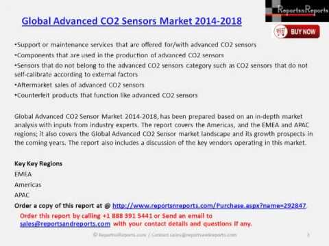 Research Reports in Sensors & Controls
