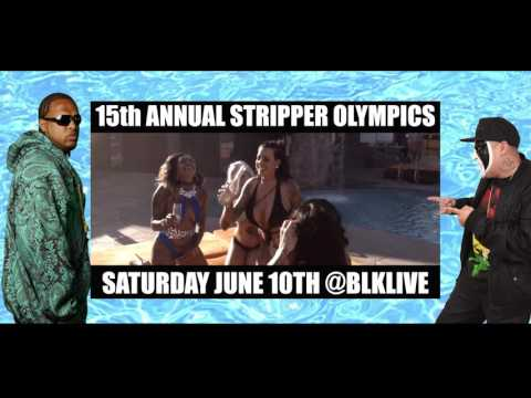 Playboy Radio's  15th Annual Stripper Olympics Hosted by Respect The Underground