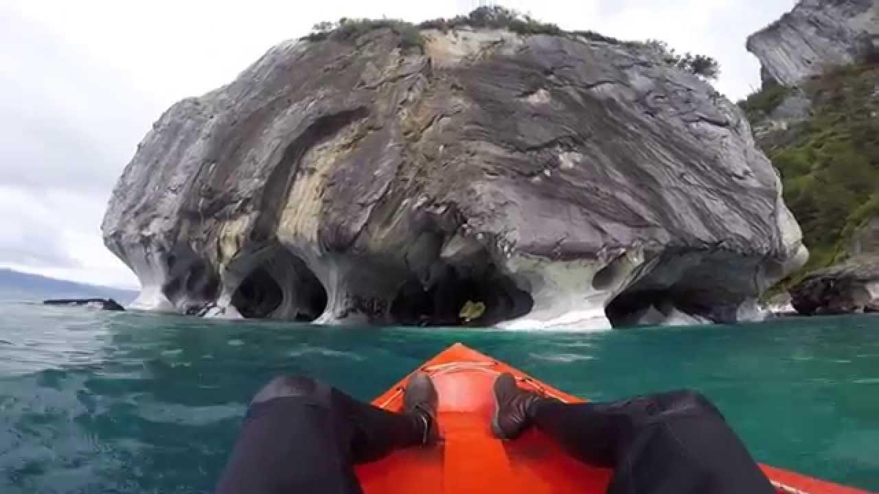 Cuevas de marmol chile gopro youtube for Distribuidoras de marmol en chile
