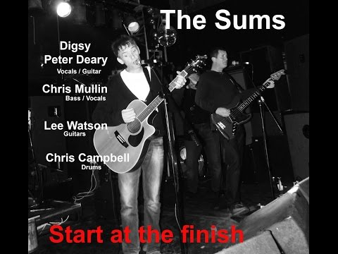 Start at the finish : The Sums album launch : A  Leroy Cooper FusionMEDIA33 Film