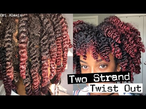 Super Moisturized Defined Two Strand Twist Out EVERY TIME | Type 4 Natural Hair