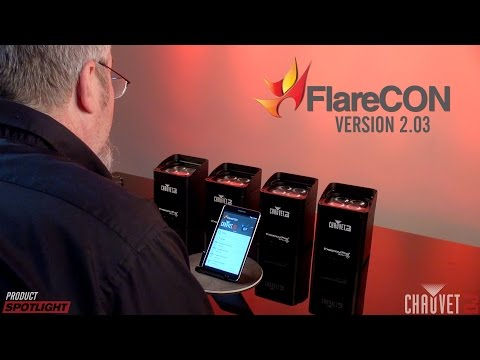 Product Spotlight: FlareCON Version 2.03
