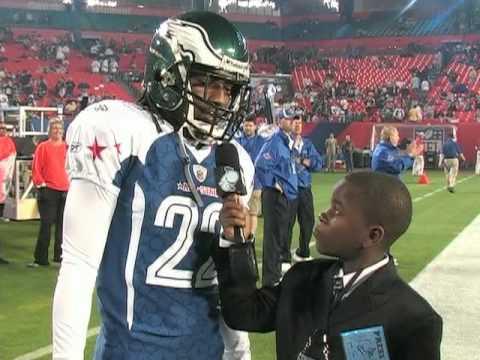 KEC TV at 2010 Pro Bowl Game - Part 1