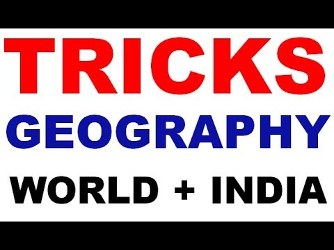 GEOGRAPHY TRICKS PAPA VIDEO