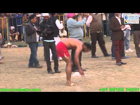 AHEMEDGARH (Sangroor) 4th Malwa Kabaddi Cup - 2014. Part 2nd.