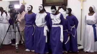 celestial angel praise ministry ccc miami parish harvest 2013