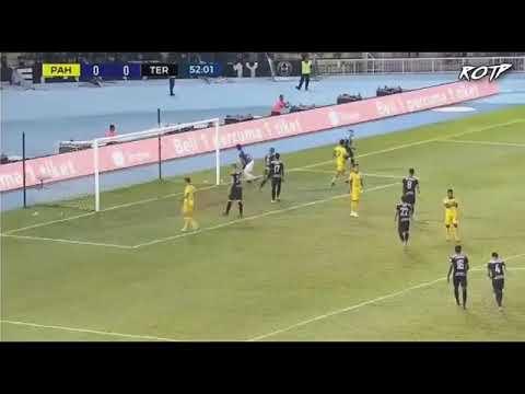 Messi Tranung Mucul Wira Terengganu FC