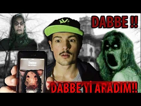 DABBE'Yİ ARADIM !! (BENİ LANETLEDİ !!)