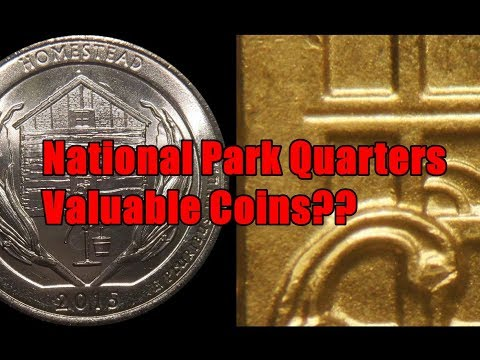 Are National Park Quarters Valuable Coins??  Should the Mint Continue Making Them?