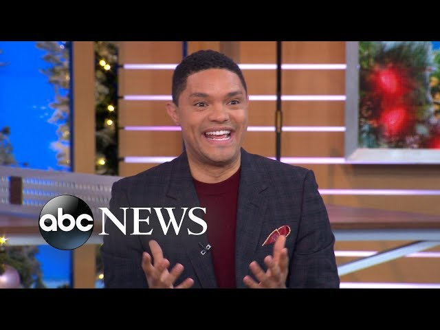 The Daily Show host Trevor Noah says he calls Will Smith all the time