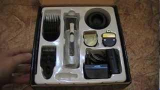 Машинка для стрижки волос(Обзор машинки для стрижки волос с интернет-магазина www.aliexpress.com за $ 24.39 Ссылка на машинку: http://ali.pub/bro7a., 2013-11-24T18:51:47.000Z)