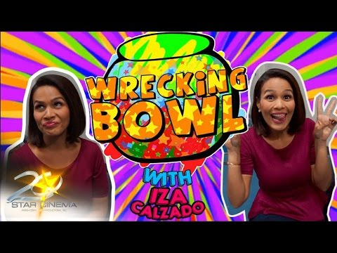 Part 1 Iza Calzado answers questions from the Wrecking Bowl