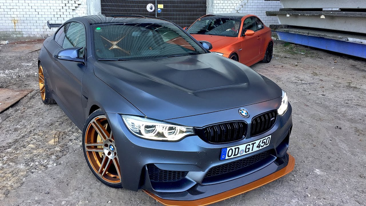 Bmw M4 Gts 1m Coupe Exhaust Sounds Youtube
