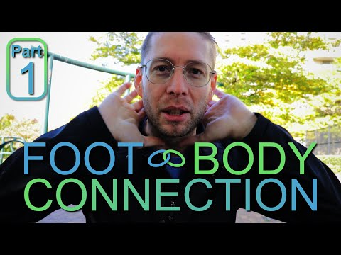 Exploring the Foot - Body Connection in Reflexology (Part 1 of 2)