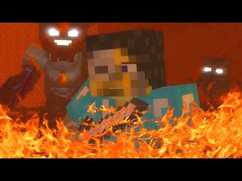 TOP 5 MINECRAFT SONGS & ANIMATIONS - Top...
