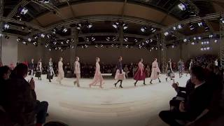 Alexander McQueen Autumn/Winter 2020 show - 360°