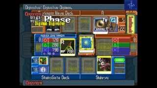 [PSX]Digimon: Digital Card Battle - vs Analogman (Final Boss)